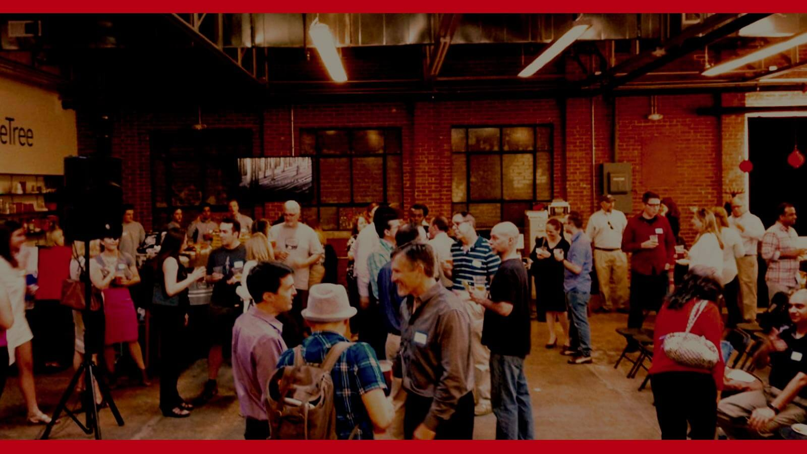 Triangle Marketing Club runs networking events for marketers