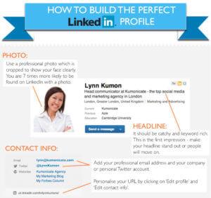 LinkedIn Profile Builder