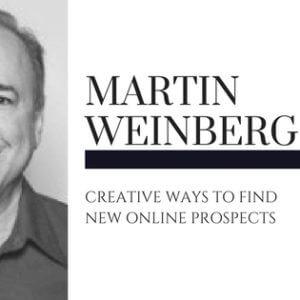October Recap: Martin Weinberg