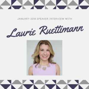 TMC Speaker Interview Featuring Laurie Ruettimann