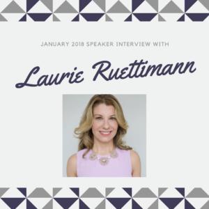 TMC Speaker Interview Featuring Laurie Ruettimann